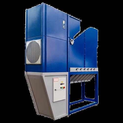 Зерноочистительная машина АСМ-10