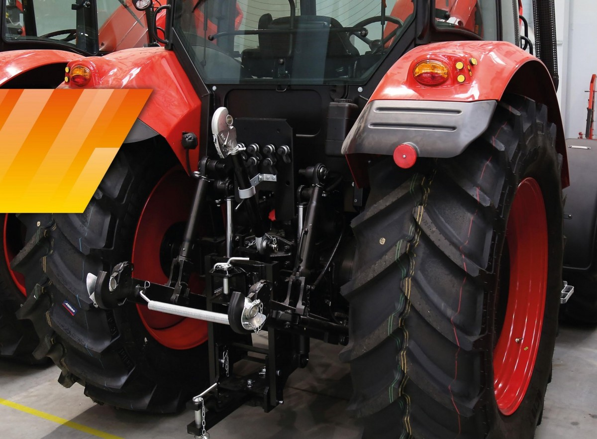 Трактор ZETOR ANT 4135F